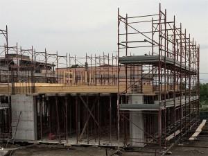 Costruzione in CA | Mifra Costruzioni