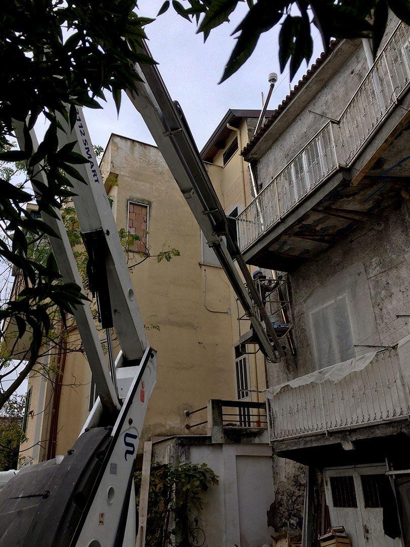 Noleggio Mezzi Edilizia Napoli