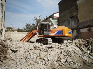 Abbattimento e Ricostruzione   Mifra Costruzioni