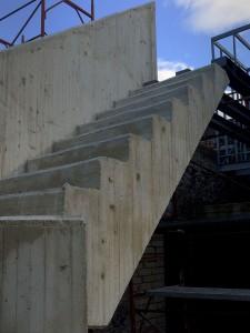 Scala In Cemento Armato   Mifra Costruzioni